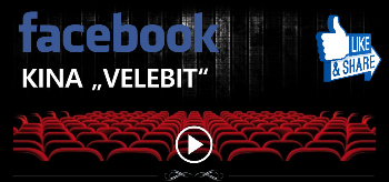 Facebook Kino Velebit