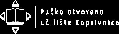 Pučko otvoreno učilište Koprivnica - Logo