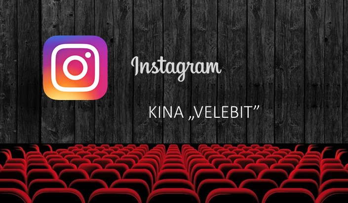 Instagram Kino Velebit