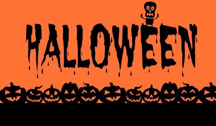 Halloween ilustracija
